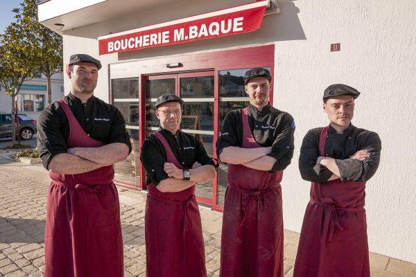 Equipe Boucherie Baque 40